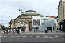 NT2473 : Usher Hall, Edinburgh by Robin Webster