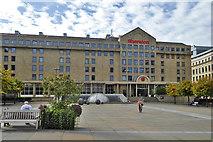 NT2473 : Sheraton Hotel, Edinburgh by Robin Webster