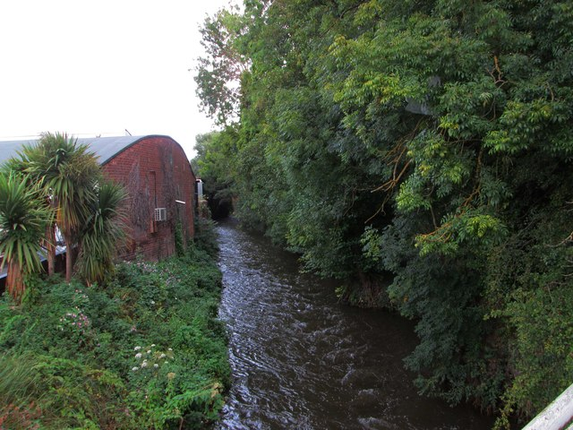River Stour, Stourport-on-Severn