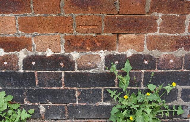 Benchmark on #31 St Andrew's Street, Ripon Street face