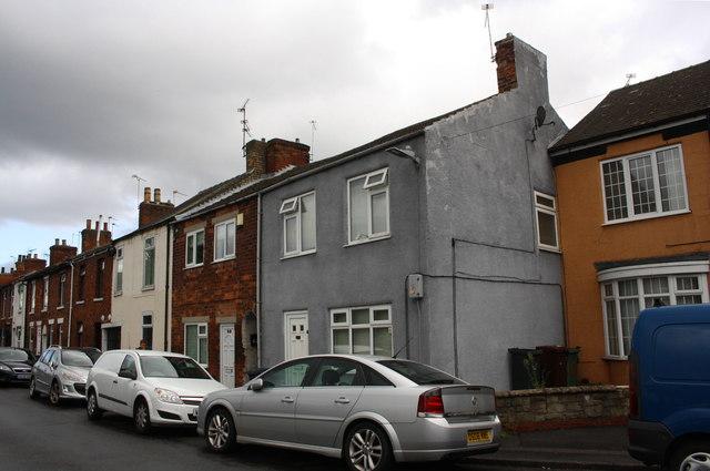 Houses on Sincil Bank