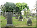 NT0586 : Cairneyhill graveyard by M J Richardson