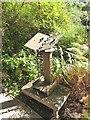 SU8739 : Wayside sculpture by Oliver Dixon