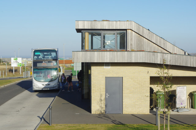 Whitby Park and Ride