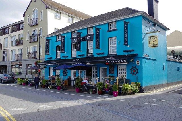 Anchor Bar (a), Davitt's Quay, Dungarvan, Co. Waterford