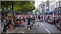 J3374 : Street performance, Belfast by Rossographer