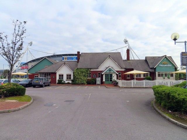 The Horwich Park Inn in Bolton