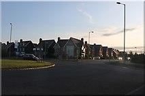 TL2044 : Penrose Park housing development, Biggleswade by David Howard