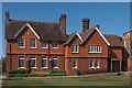 TQ1656 : Haslewood House, St John's School by Ian Capper