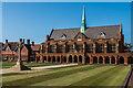 TQ1656 : The dining hall, St John's School by Ian Capper