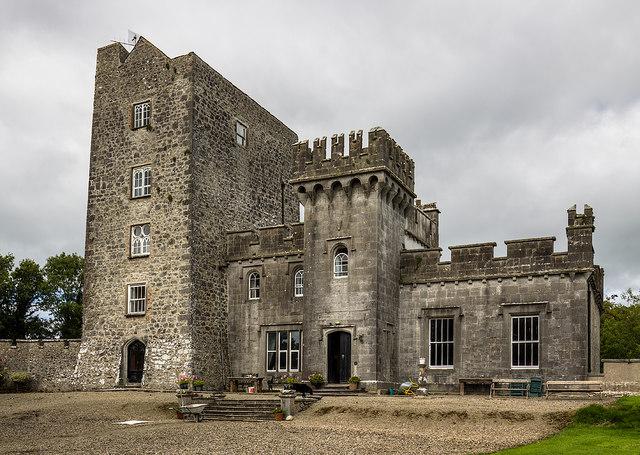 Castles of Munster: Castlegarde, Limerick (2)