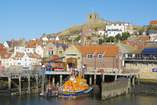 Whitby Lower Harbour