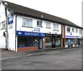 SS9868 : Farnham's Fish & Chips shop in Boverton by Jaggery
