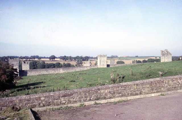 Kells Priory in Kilkenny