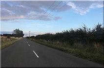 TL2456 : Gransden Road, Abbotsley by David Howard