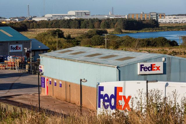 FedEx, Aberdeen