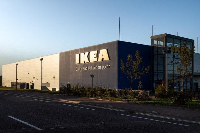 IKEA, Aberdeen