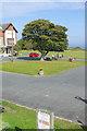 NZ9801 : Station Square, Ravenscar by Stephen McKay
