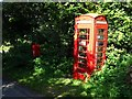 SO5886 : Another obsolete telephone box by Philip Halling
