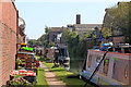 SP0288 : Navigable canal feeder, Smethwick by Chris Allen