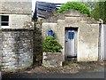 ST8383 : Luckington buildings [1] by Michael Dibb