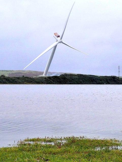 Hunterston National Offshore Wind Turbine Test Facility