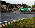 ST3090 : Neal soils & aggregates lorry, Malpas Road, Newport by Jaggery