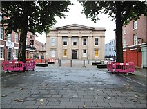 SJ8298 : Salford Town Hall by Mike Faherty