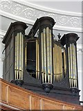 NZ2564 : All Saints Church, Pilgrim Street - organ by Mike Quinn