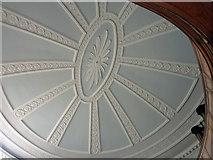 NZ2564 : All Saints Church, Pilgrim Street - ceiling of the nave (2) by Mike Quinn