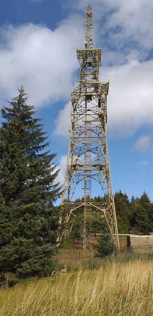 Hopealone telecommunications mast