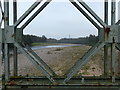 NJ0259 : River Findhorn at Broom of Moy by Alan Murray-Rust