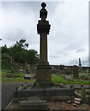 SJ9995 : Memorial to Lawrence Earnshaw by Gerald England