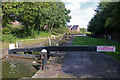 SP0289 : Birmingham Canal Navigations - lock Number 2 on the Old Main Line by Chris Allen