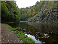 SO7744 : Earnslaw Lake, Malvern Hills by Chris Allen