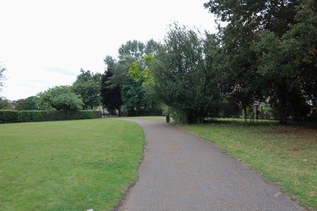 Stepney Green Park