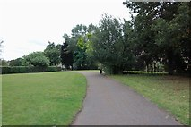 TQ3581 : Stepney Green Park by David Howard