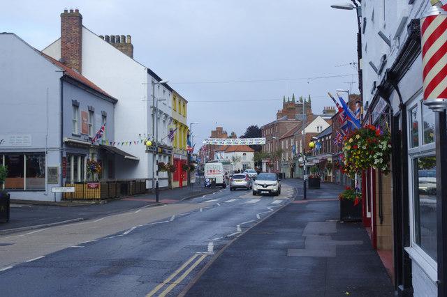 High Street, Market Weighton