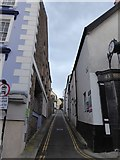 SM9515 : High Street, Haverfordwest (4) by Basher Eyre