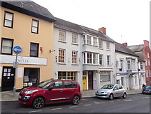 SM9515 : High Street, Haverfordwest (9) by Basher Eyre