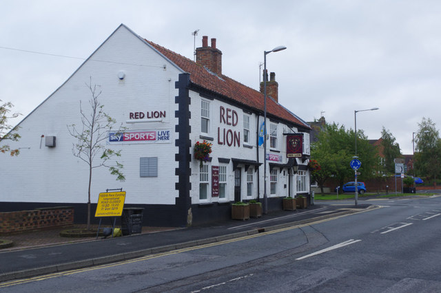 Red Lion, Market Weighton