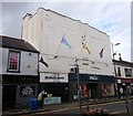 NS1776 : Former Cinema - Argyll Street by Betty Longbottom