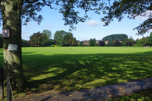 The Ashes Playing Fields, Howden