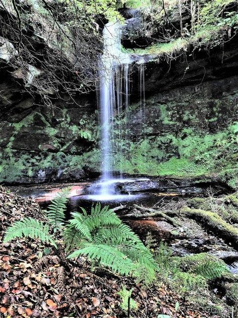 Biglees Waterfall (Upper Falls)