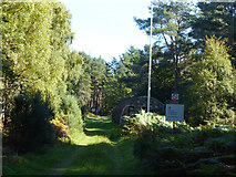 NJ3165 : Moray Coastal Trail alternative route by Alan Murray-Rust