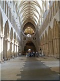 ST5545 : Wells Cathedral [6] by Michael Dibb