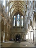 ST5545 : Wells Cathedral [15] by Michael Dibb