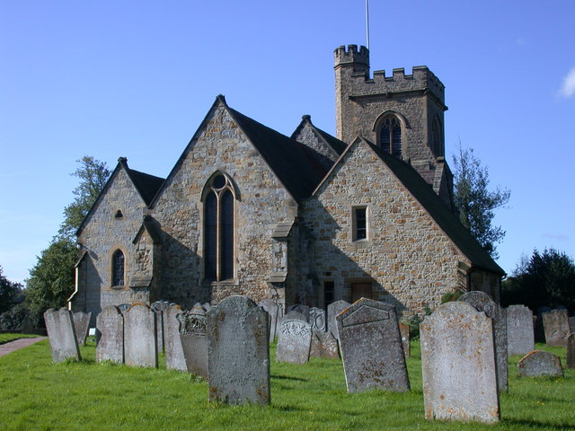 St Mary's Church in Leigh, Kent