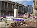 SP0686 : Redevelopment of Victoria Square by Philip Halling
