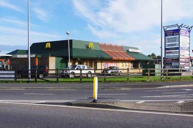 McDonald's, Dungarvan, Co. Waterford